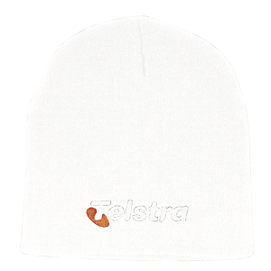 Headwear Professionals Knitted Skull Beanie